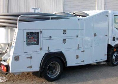 Image camion hydrocureur